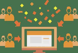 業界トップクラスのWeb集客力